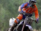 MX Nationals series leader Josh Coppins will contest round six at Dundowran Park on Sunday.