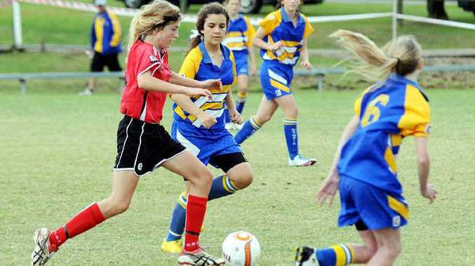 Gympie football players could have different career pathways if Football Wide Bay gets a new licence for 2013.