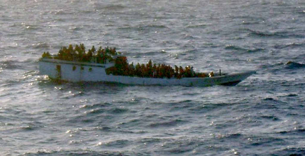 Can we justify paying people smugglers? The people whose operation we described as a 'vile trade'?