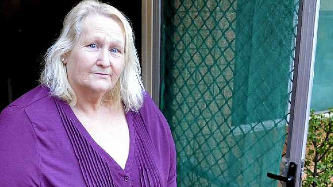 Rockville public housing tenant Carol Ann Barka is uncertain if she will be able to stay in her two-bedroom unit.