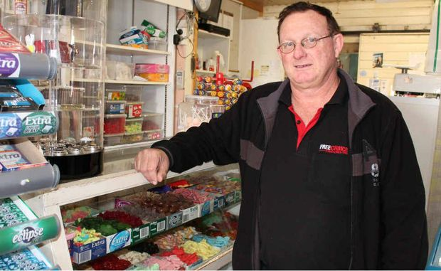 Neil Parfitt is selling up shop, despite thriving business.