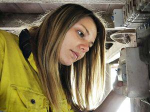 Kaitlin dreams of apprenticeship