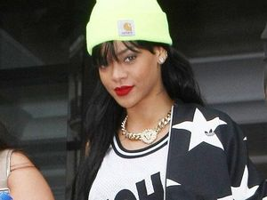 Rihanna the prankster: I put raw fish in their suitcase