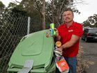Anti-litter campaigner Joe Jurisevic claims council's tip fee increase will lead to a spike in illegal dumping.