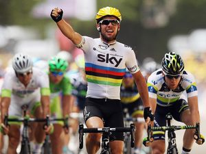 Cavendish makes it 21 in solo style