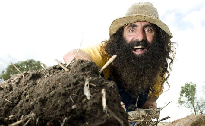Gardening guru Costa Georgiadis