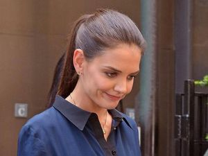 Katie Holmes reportedly spent weekend with Jamie Foxx