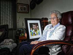 Olympian grandson thrills Rita