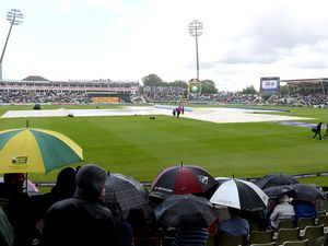 Rain washes away England's No 1 spot
