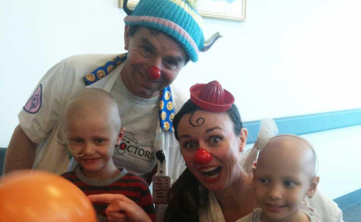 WHITSUNDAY mother Lisa Christofersen is looking for sponsors for her major fundraiser – the Logan's Run Gala Charity Dinner.