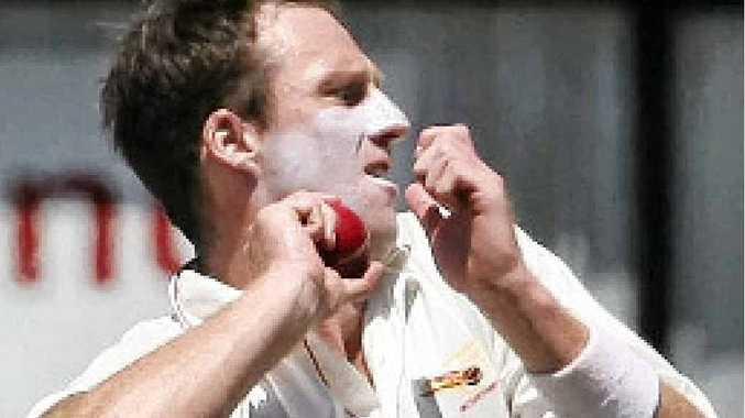 Matthew Gale has risen quickly in the Queensland cricket ranks.