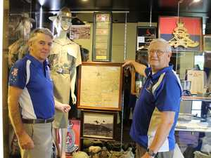 History comes alive at RSL