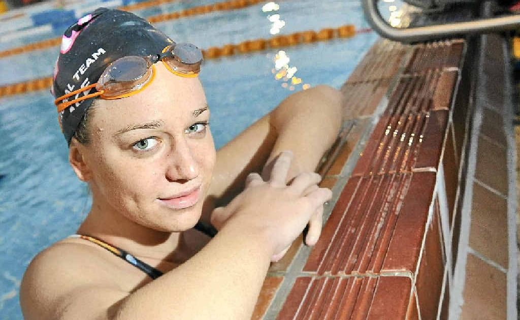 Caloundra's Tessa Wallace is about to depart for her final training block in Europe before the 2012 London Olympics.