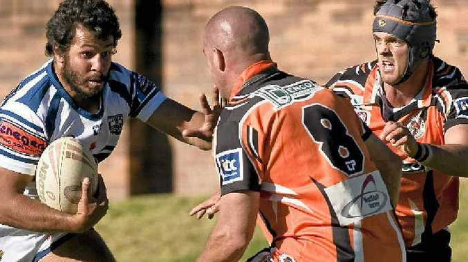 Souths will need to watch out for Brothers halfback Rob Clevin after he scored four tries last week.