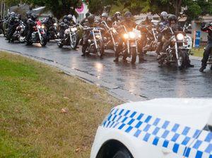 Police track Rebels on Hwy