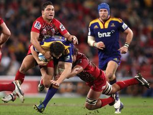 Reds outlast desperate Highlanders
