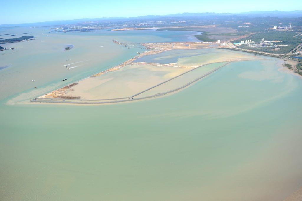Gladstone Harbour in 2012.