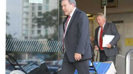 DOGGED: Peter Boyce, from Butler McDermott in Nambour, was the solicitor for the Morcombe family.
