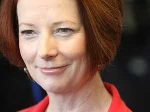 Julia Gillard visits Mackay