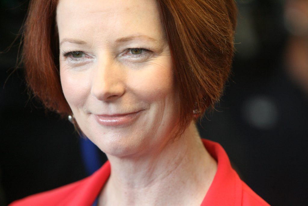 "Prime Minister Julia Gillard told reporters My School was now a ""more powerful tool"" than ever."