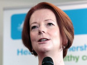 Julia Gillard vows not to 'flinch' over recent poll numbers