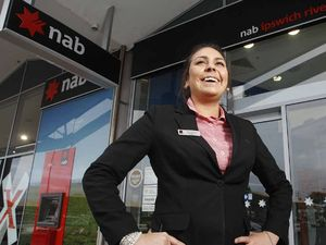 Breaking down barriers at bank