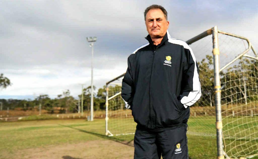 Joe Fenech, regional development officer, Central Queensland Zone.