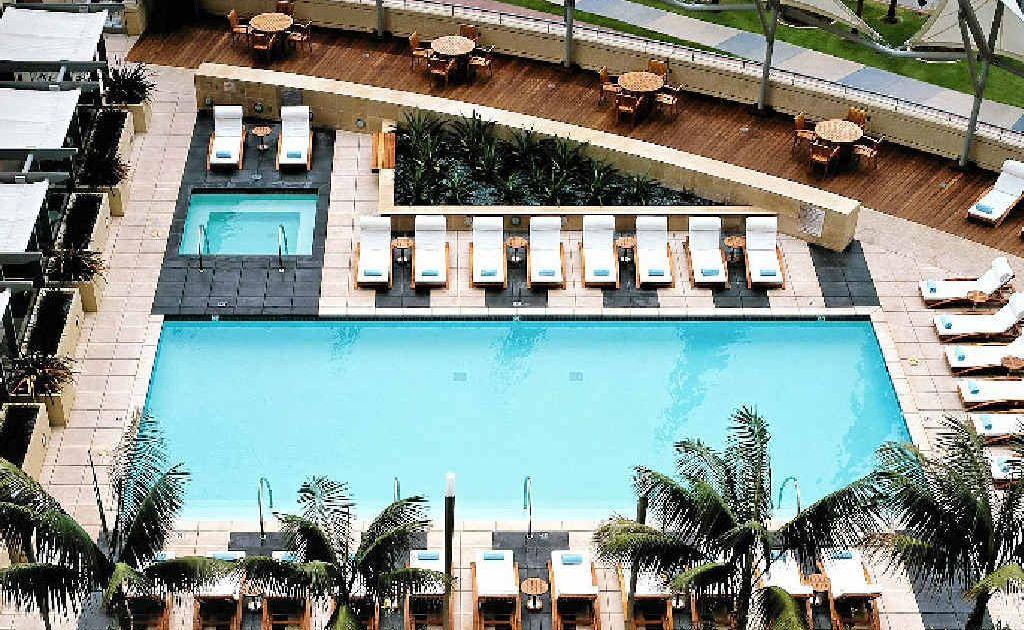 Omni San Diego Hotel.