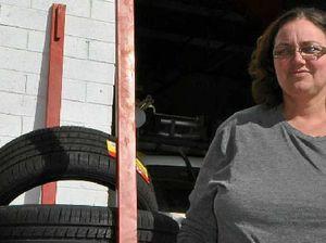Mechanics tyre-d of unsafe cars