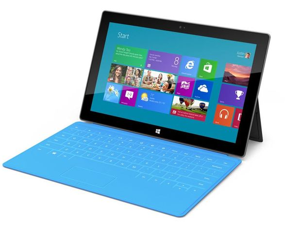 Microsoft's new tablet PC
