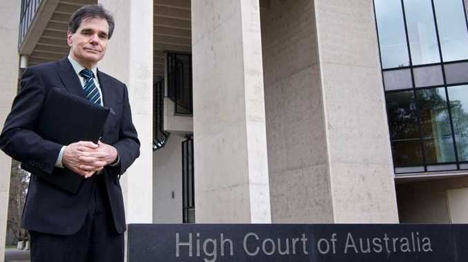 Toowoomba father Ron Williams is heading back to the High Court for round two.