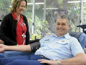 Emergency donors compete
