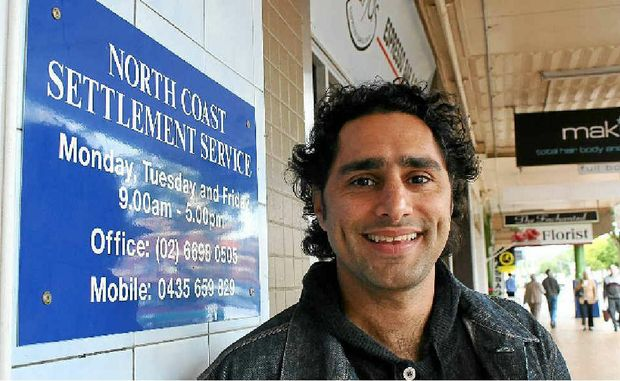 Leandro Mendes is the new migrant outreach settlement support worker in the Northern Rivers region.