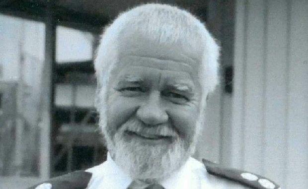 Wyrallah fireman Ned Hampson.