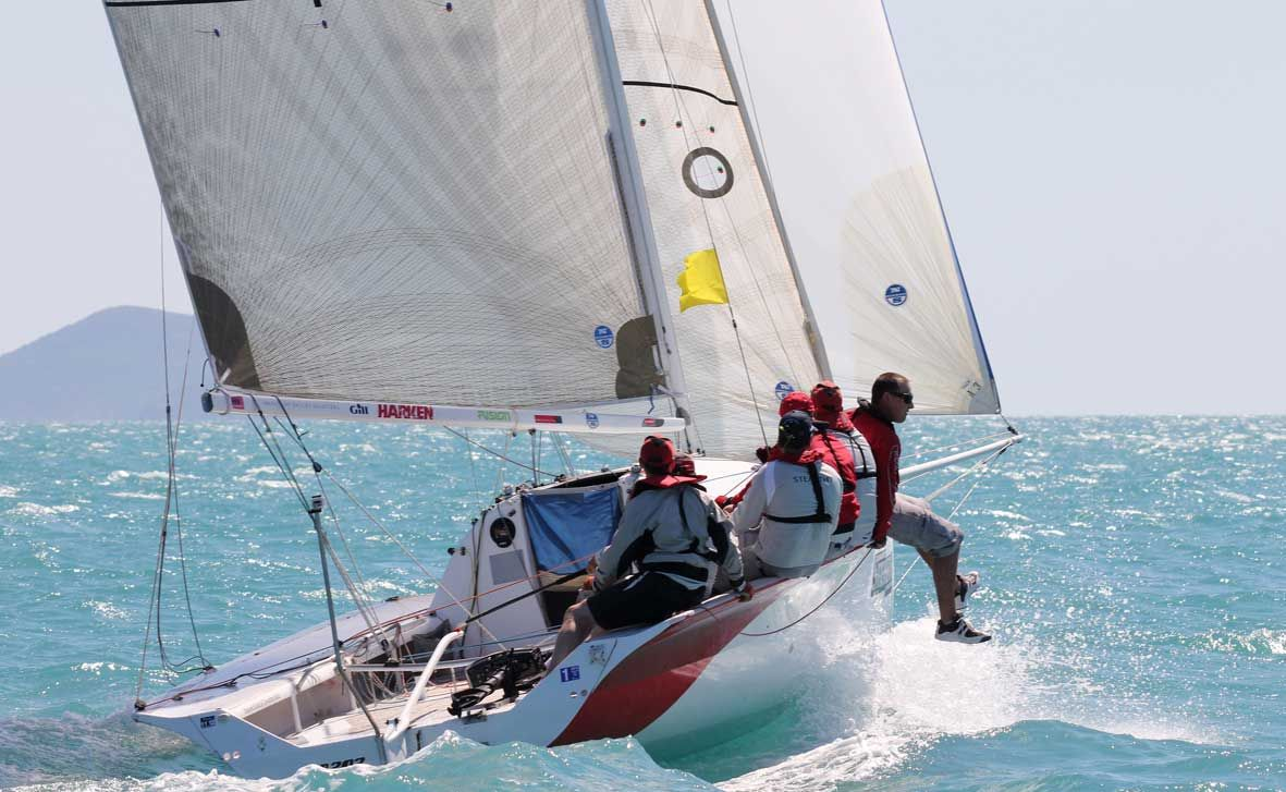 THE Telcoinabox Airlie Beach Race Week will be sports boat heaven from August 10-16.