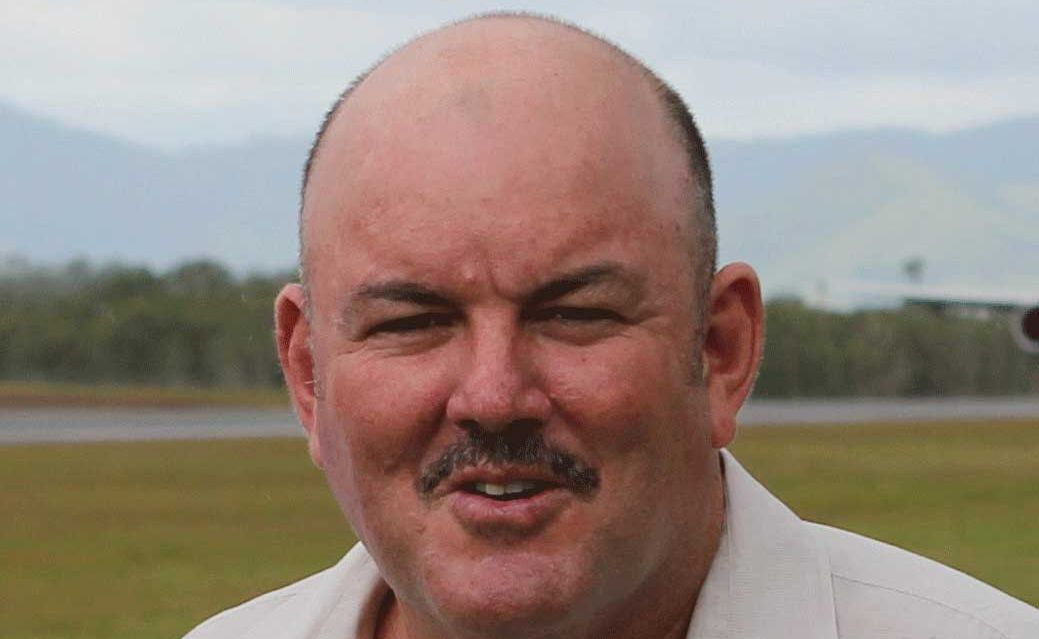 FORMER Whitsunday mayor Mike Brunker says at this stage he has no plans to run for the seat of Dawson in the federal election next year.