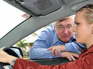 Driving rules change on rainy days