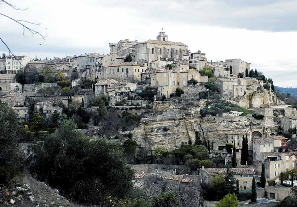 Gordes has a special attraction.