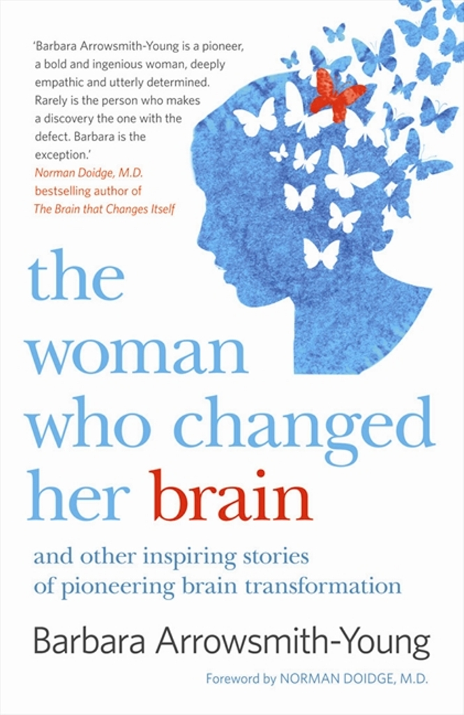 Woman conquers learning disabilities in must-read book.