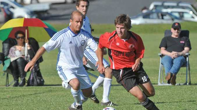Coffs United faces its biggest test of the season when it takes on New Lambton.