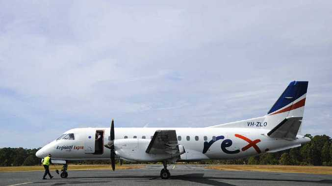 Rex, the only private operator that flies out of Grafton Airport, has been voted as the best Australian regional airline.
