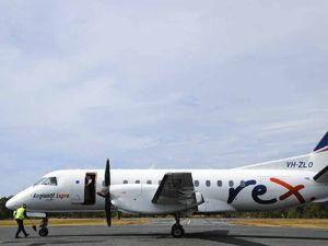 Rex named best regional airline on traveller survey
