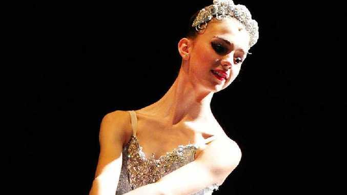 Isobelle Dashwood dreams of dancing for the Australian Ballet.