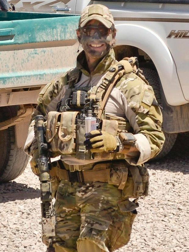 Sergeant Blaine Diddams is the 33rd Australian soldier to be killed in Afghanistan.
