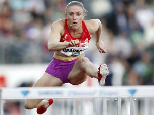 Sally Pearson vying for Sportswoman of the Year award