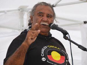 Aboriginal idols at Naidoc event