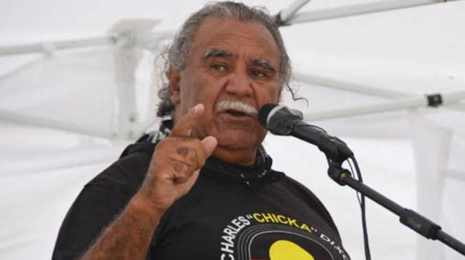 Aboriginal rights campaigner Michael Anderson will join Aboriginal musician Casey Donovan at SCU's Naidoc Week family celebration on Thursday.