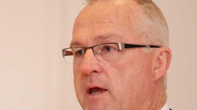 Mayor Mark Jamieson.