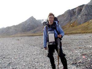 Coast man on Alaskan adventure