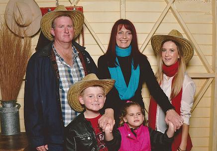 The Duggan family.